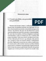 """Introdução do Livro """"Por uma outra Globalização"""" de Milton Santos"""