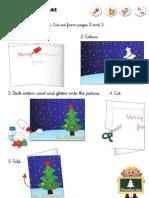 Actividad Navidad 2012 Plastica 1