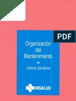 Organizacion_mantenimien Centros Salud
