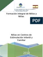 A la Formación Integral de Niños (Maria Carrion)