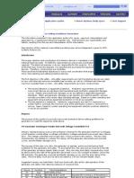 16. Overcurrent Coordination Setting Guidelines Generators