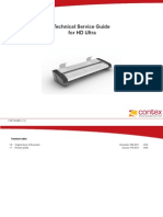 Contex HD Ultra Manual
