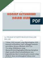 Gus156 Slide Konsep Ketuhanan Dalam Islam