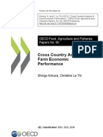 """Kimura, S. and C. Le Thi (2013), """"Cross Country Analysis of Farm Economic Performance"""", OECD Food, Agriculture and Fisheries Papers, No. 60, OECD Publishing. http://dx.doi.org/10.1787/5k46ds9ljxkj-en"""