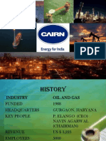 Cairn India Ppt