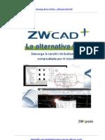 Software Cad Cam ZWCAD