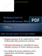 Introduction to HRM 2010
