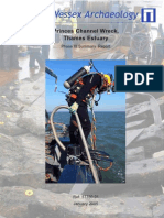 Princes Channel Wreck - Phase iii