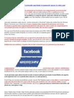 Facebook Stimuleaza Narcisismul