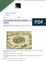 Propriedades das duas Cidades _ a Terrestre e a Celeste _ Portal da Teologia.pdf