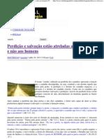 Perdição e salvação estão atreladas aos caminhos, e não aos homens _ Portal da Teologia.pdf