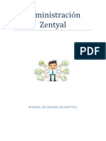 Manual de Zentyal