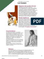Fundación Bataller - San Juan_ Los Huarpes