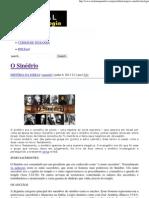 O Sinédrio _ Portal da Teologia.pdf