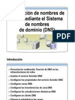 Resolucion de Nombres de Host Mediante DNS