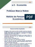 Cópia de Aula 2 - História do Pensamento Econômico PDF