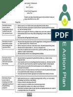PQCNC Patient Family Engagement Action Plan