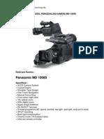 Modul Kamera Md 10000