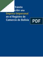 Inscripcion de Comerciante Individual o Empresa Unipersonal 6