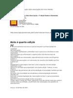 livro Legislação sobre associações de Victor Mendes