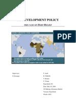 EU Development Policy