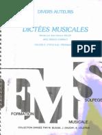 Dictées_Musicales