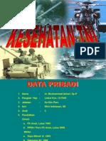 KESEHATAN TNI