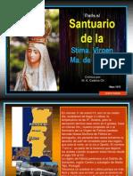 Santuario de la Virgen del Rosario de Fatima, Portugal (Cronica de Viaj)