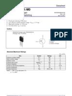 30j124 30f124 Transsitro de Plasma Lg