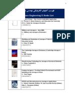 65- Aerospace Engineering E-Books List