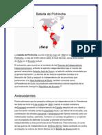 Batalla de Pichincha - Copia
