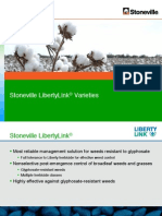 Stoneville Cotton - 2012 LibertyLink Variety Guide