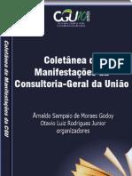 Coletanea Manifestacoes Consultoria Geral Uniao