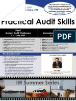 Practical Audit Skills