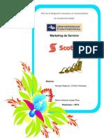 Plan de Marketing de Servicios Scotiabank