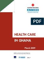 Accord Health Care in Ghana 20090312