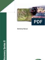 Land Rover D2 Workshop Manual