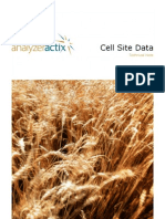 Actix Analyzer Cell Site Data June 2010