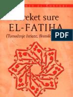Bereket Sure El-Fatiha