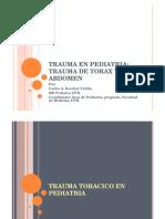 10. Trauma en Pediatria