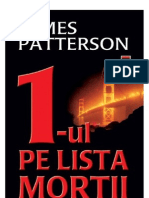 James Patterson - 1-Ul Pe lista mortii