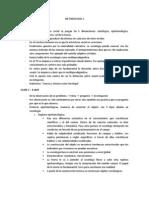 Metodología 1 - clases