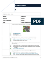 Licencia de conducir-Examen