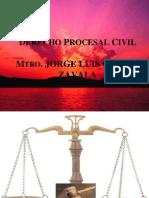 Derecho Procesal Civil Zavala