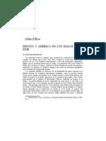 John Elliot - España y América en los siglos XVI y XVII