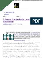 A doutrina da predestinação e a parábola dos dois caminhos _ Portal da Teologia.pdf