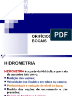 HidraulicaB_Vertedores_Orificios