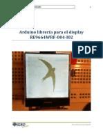LCD Grafico Con Arduino