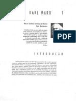Apostila Karl Marx
