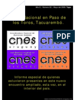 Economia Solidaria Uruguay Info WEB Mayo2009